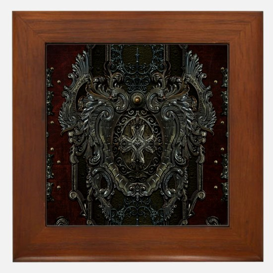 RHframedpanel Framed Tile