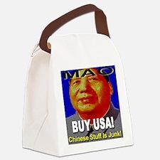 buyusa_maotsetung Canvas Lunch Bag