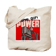 farmgirlpower Tote Bag