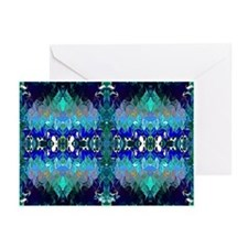 'Bizarre Blues' Greeting Cards (Pk of 10)