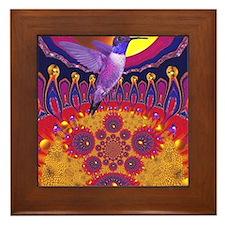 Nectar of Now Framed Tile