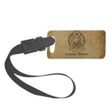 coinpure Luggage Tag