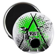 Drums  Sticks Magnet