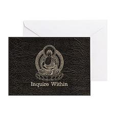 Shoulderbagtemplate1 Greeting Card