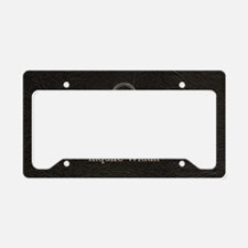 Shoulderbagtemplate1 License Plate Holder