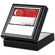 vintageSingapore3Bk Keepsake Box
