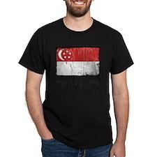 vintageSingapore3 T-Shirt