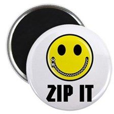 """Smiley Face 2.25"""" Magnet (10 pack)"""