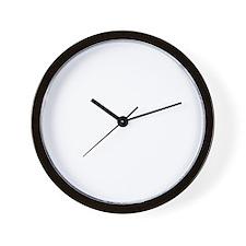 loveBowling1E Wall Clock