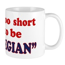 norwegian1A Small Mug