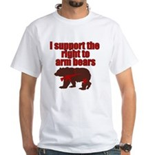 Right to arm bears Shirt
