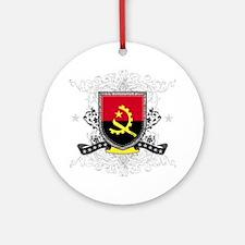 angolashield Round Ornament