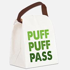 puff1G Canvas Lunch Bag