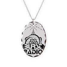 Burst Radio Logo Necklace