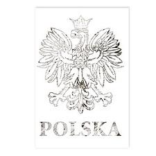 vintagePoland11Bk Postcards (Package of 8)