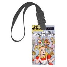 CI_Alice_in_Wonderland_BIG Luggage Tag