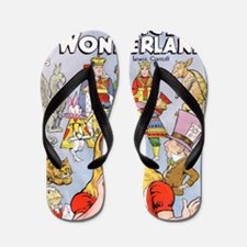 CI_Alice_in_Wonderland_BIG Flip Flops