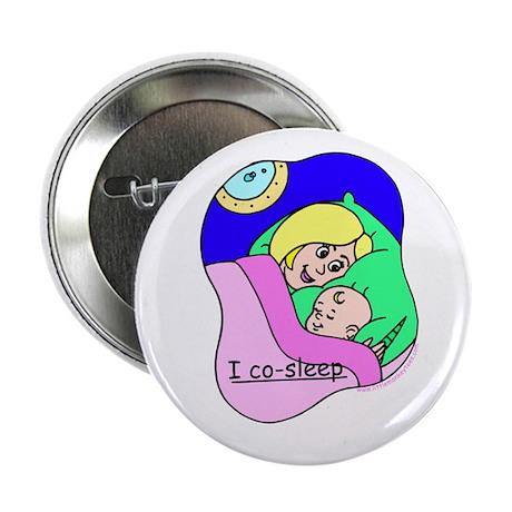 I co-sleep Button