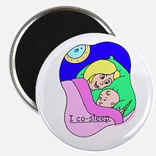 I co-sleep Magnet