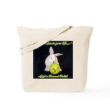 Fun Bunny Tote Bag