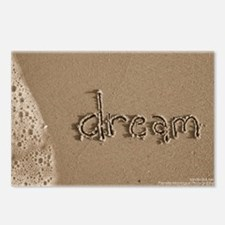 dream sepia Postcards (Package of 8)