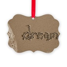 dream sepia Ornament