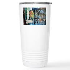 PioneerSquareScene Travel Mug