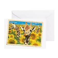 cp-ww-misc-sunflower Greeting Card