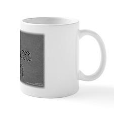 shine on bw Mug