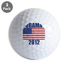 OBAMA2012 Golf Ball