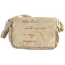 katniss2 Messenger Bag