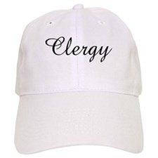 Clergy Baseball Cap