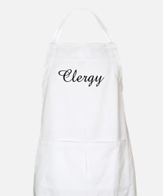 Clergy BBQ Apron