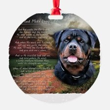 godmadedogs Ornament