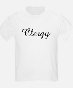 Clergy Kids T-Shirt