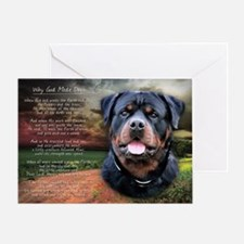 godmadedogs(laptop) Greeting Card