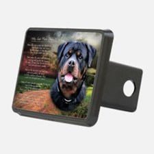 godmadedogs(laptop) Hitch Cover