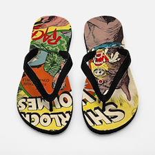 CI Sherlock BIG Flip Flops