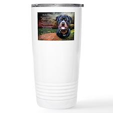 godmadedogs(carmag) Travel Mug