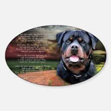 godmadedogs(carmag) Decal