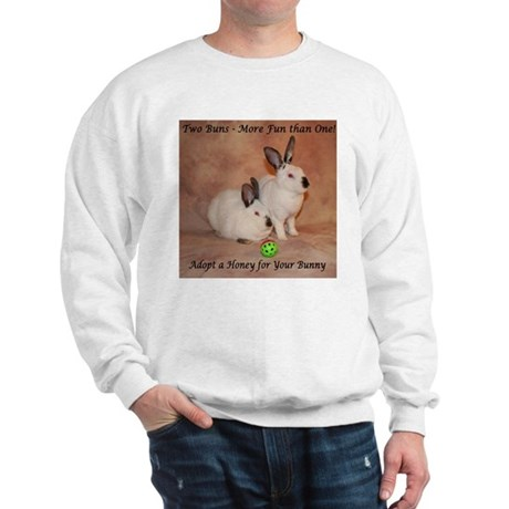 Two Bunnies Sweatshirt