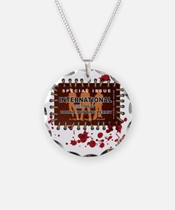 Zombie_Hunting_Permit_intern Necklace