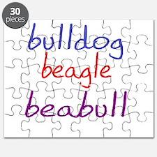 beabull_black Puzzle