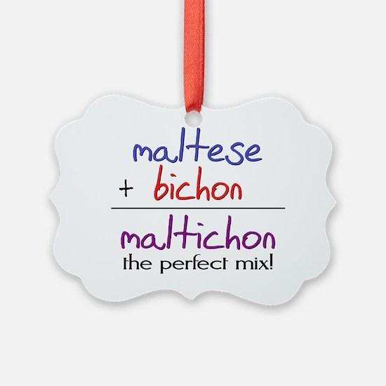 maltichon Ornament