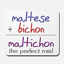 maltichon Mousepad