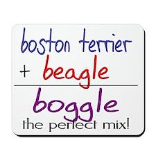 boggle(small) Mousepad