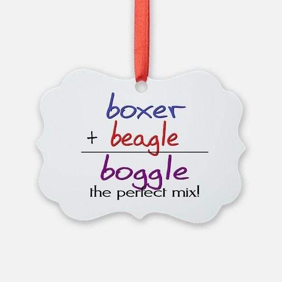 boggle(large) Ornament