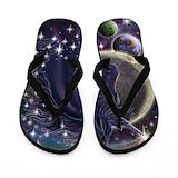 Galaxy Flip Flops
