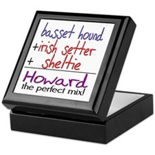 howard Keepsake Box