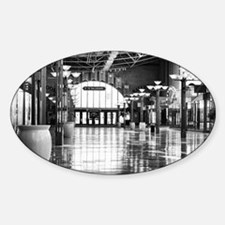 Ballroom This Way in Black and Whit Decal